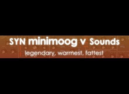 Kreativ Sounds SYN Minimoog V Sounds