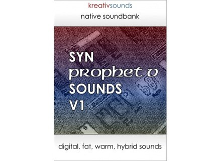 Kreativ Sounds SYN Prophet V Sounds V1