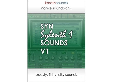 Kreativ Sounds SYN Sylenth1 Sounds – Version 1