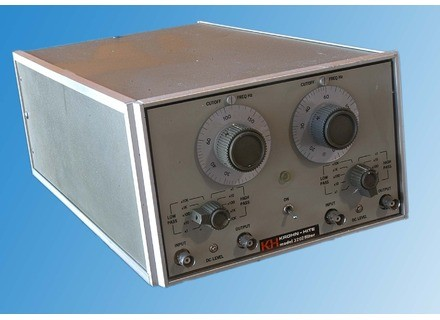 Krohn-Hite 3202 Band Pass Filter
