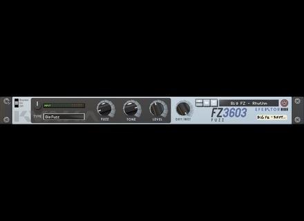 Kuassa Efektor FZ3603 Fuzz