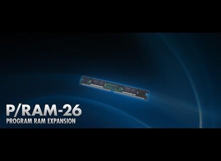 Kurzweil P/RAM-26