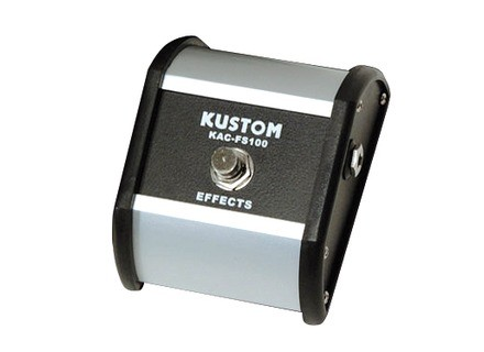 Kustom Single Function Footswitch