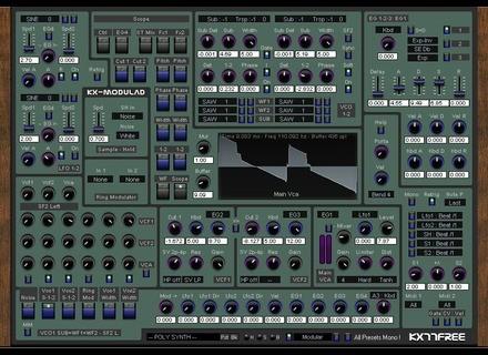 KX77FREE Kx-Modulad v3 [Freeware]