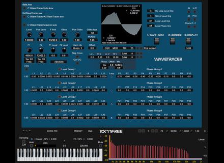 KX77FREE Kx WaveTracer 4