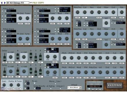 KX77FREE KXOMNI-600 [Freeware]