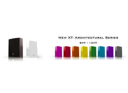 L-Acoustics XTi series