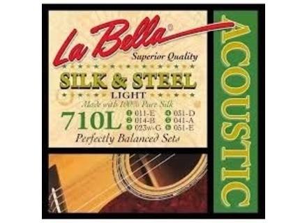 La Bella 710L Silk & Steel