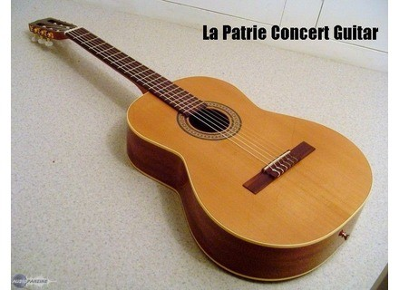 La Patrie Concert Guitar