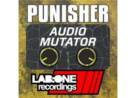 LAB:ONE RECORDINGS Punisher Audio Mutator