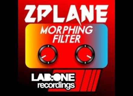 LAB:ONE RECORDINGS Zplane Morphing Filter