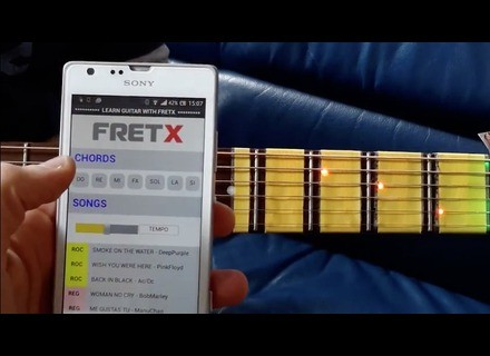 Labana Technology FretX