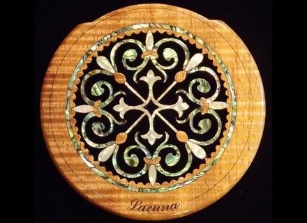 Lacuna Acoustic Art Soundhole Inserts