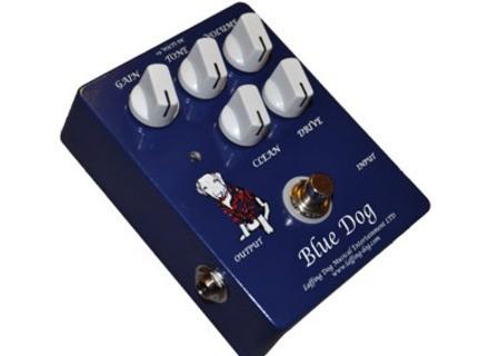 Laffing Dog Blue Dog