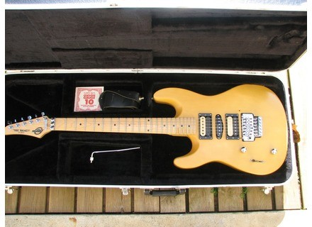 Lâg Custom Shop The Beast LH