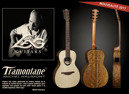 Lâg TS-MH-PE Signature Michel Haumont