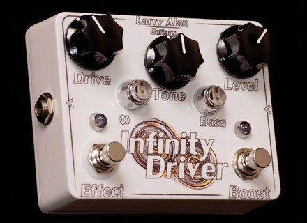 Larry Alan Guitars Infinity Driver