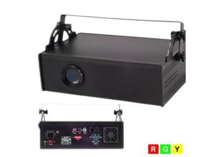 Laserworld CS-250RGY ILDA 250 mW RGY