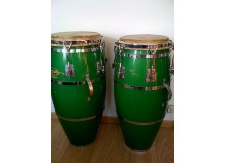 Latin Percussion congas