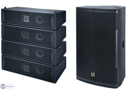 LD Systems Cabinets