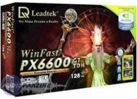 LeadTek GeForce FX 6600 GT TDH Extreme