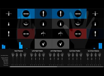 Leap Motion GECO MIDI