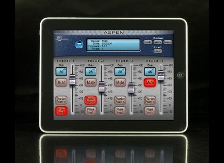 Lectrosonics Apple iPad Developers Kit
