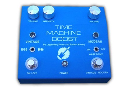 Legendary Tones Time Machine Boost