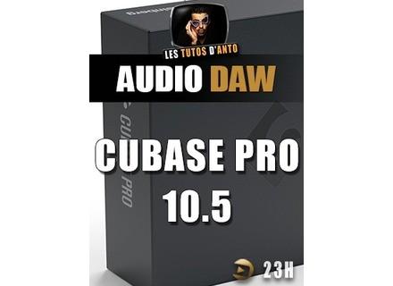 Les tutos d'Anto Formation Cubase Pro 10.5