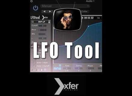 Un tuto d'Anto sur le LFO Tool de Xfer - Audiofanzine