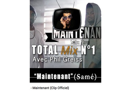Les tutos d'Anto Total mix N°1 avec Phil Greiss