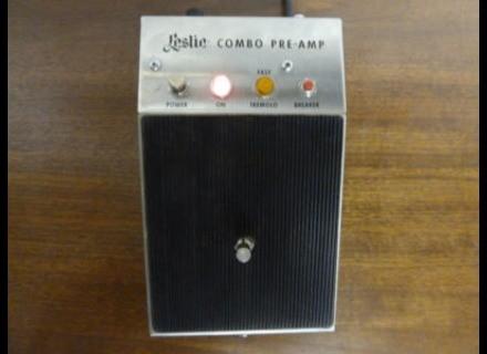 Leslie Combo Pre-amp
