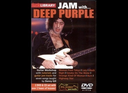 Lick Library Jam With Deep Purple