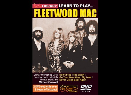 Lick Library Learn to Play Fleetwood Mac