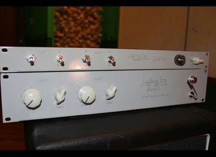 Lightning Boy Audio 1401 Stereo Microphone Amp