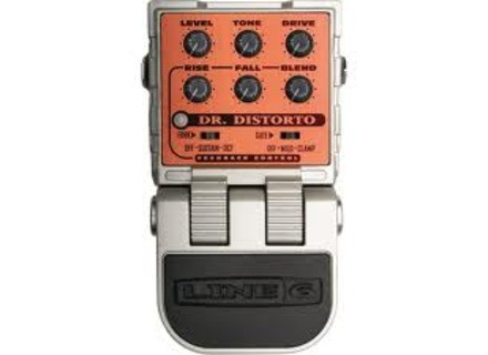 Line 6 Dr. Distorto