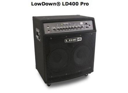 Line 6 LowDown LD400 Pro