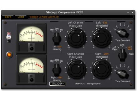 linuxDSP FC70 Limiteur
