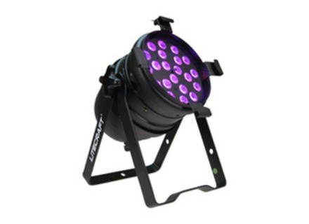 LITECRAFT PAR 64 TRI LED 21 x 3W (3en1)