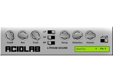 Lithium Sound Acidlab