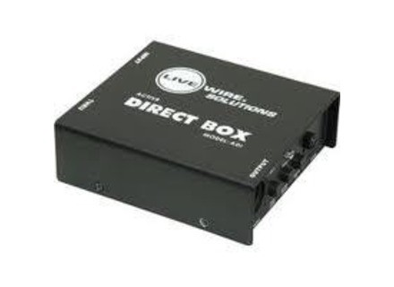 Live Wire Solutions ADI Active DI Box