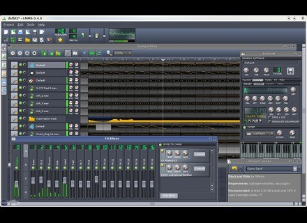LMMS Linux MultiMedia Studio [Freeware]