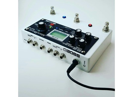 Loophole Pedals DD20 rehoused