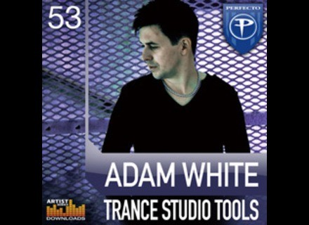 Loopmasters ADAM WHITE - TRANCE STUDIO TOOLS