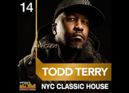 Loopmasters Artist Series Todd Terry