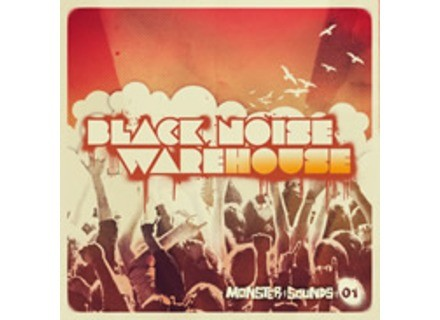 Loopmasters Black Noise Warehouse