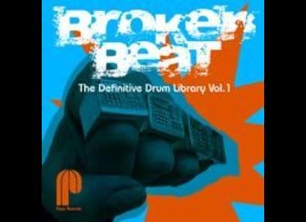 Loopmasters Broken Beat - The Definitive Drum Library Vol. 1