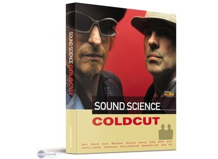 Loopmasters Coldcut : Sound Science