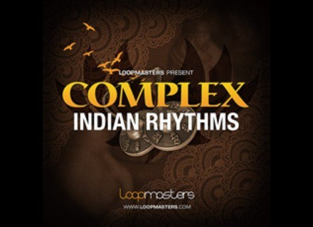 Loopmasters COMPLEX INDIAN RHYTHMS