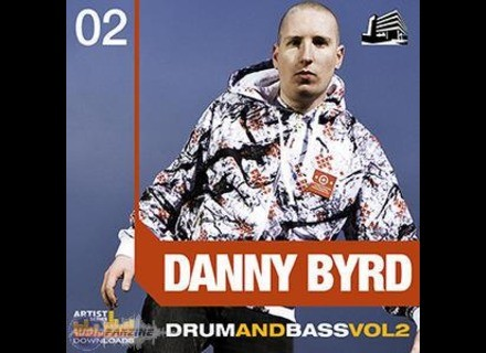 Loopmasters Danny Byrd: Drum And Bass Vol. 2